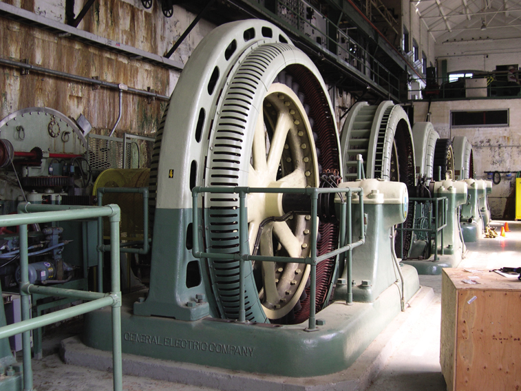Hydro Generator Repairs Electric Motor Control Services