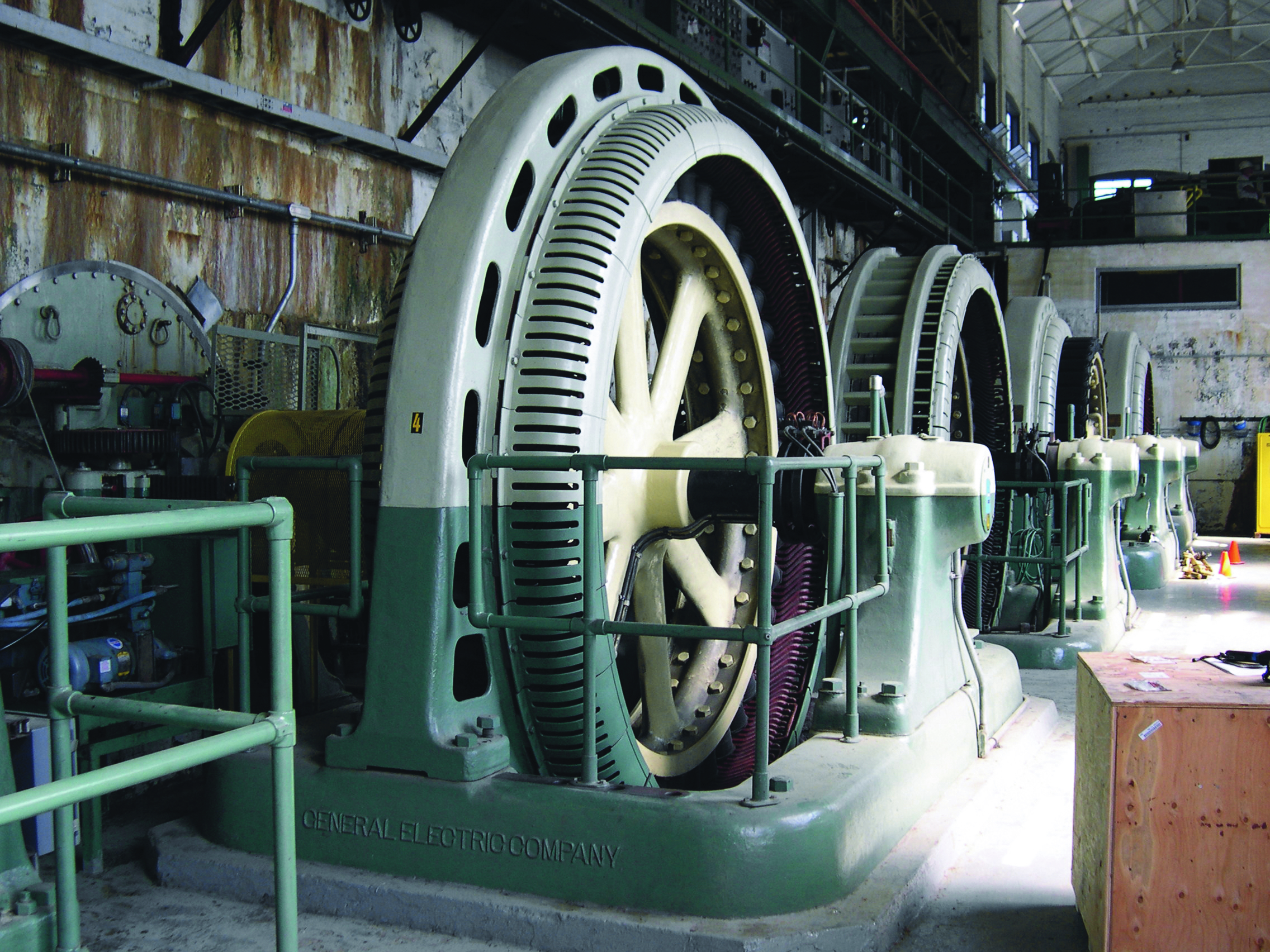 Hydroelectric Services Maine Industrial Repair Services